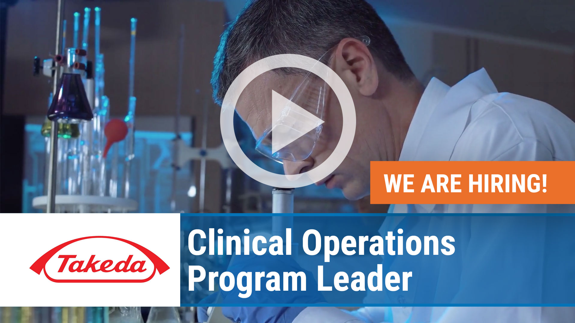 Watch our careers video for available job opening Clinical Operations Program Leader in Cambridge,  MA