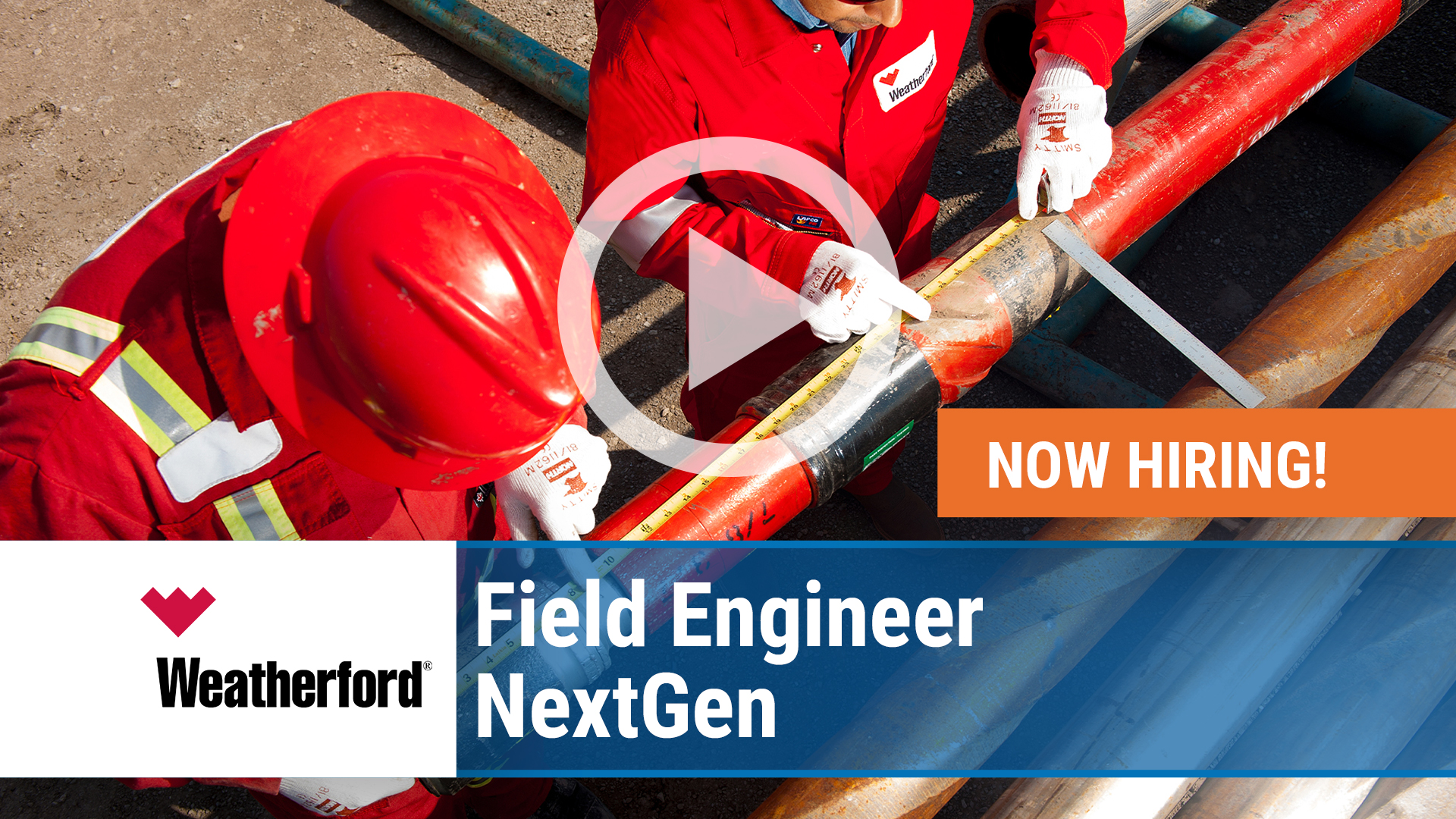 Watch our careers video for available job opening Field Engineer - NextGen in Houston, TX