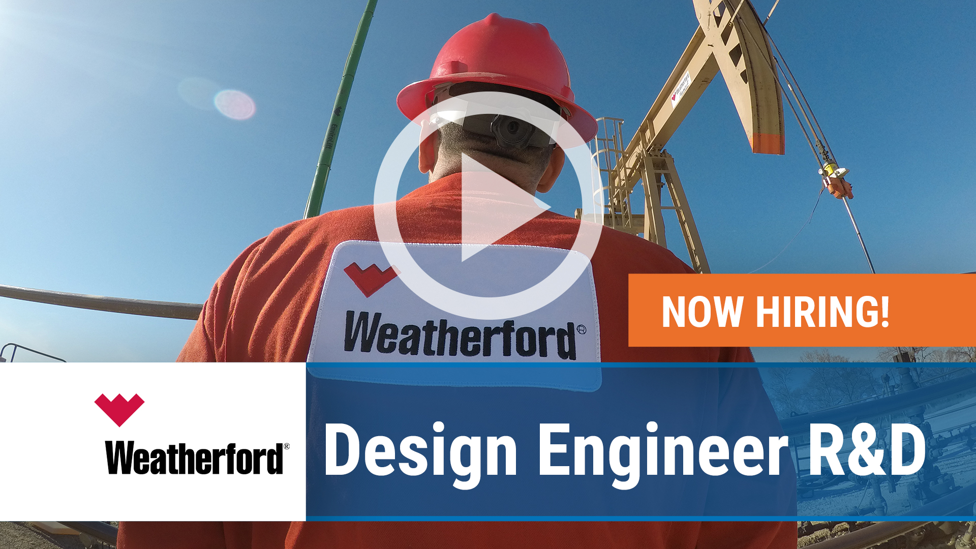Watch our careers video for available job opening Design Engineer R&D in Houston, TX