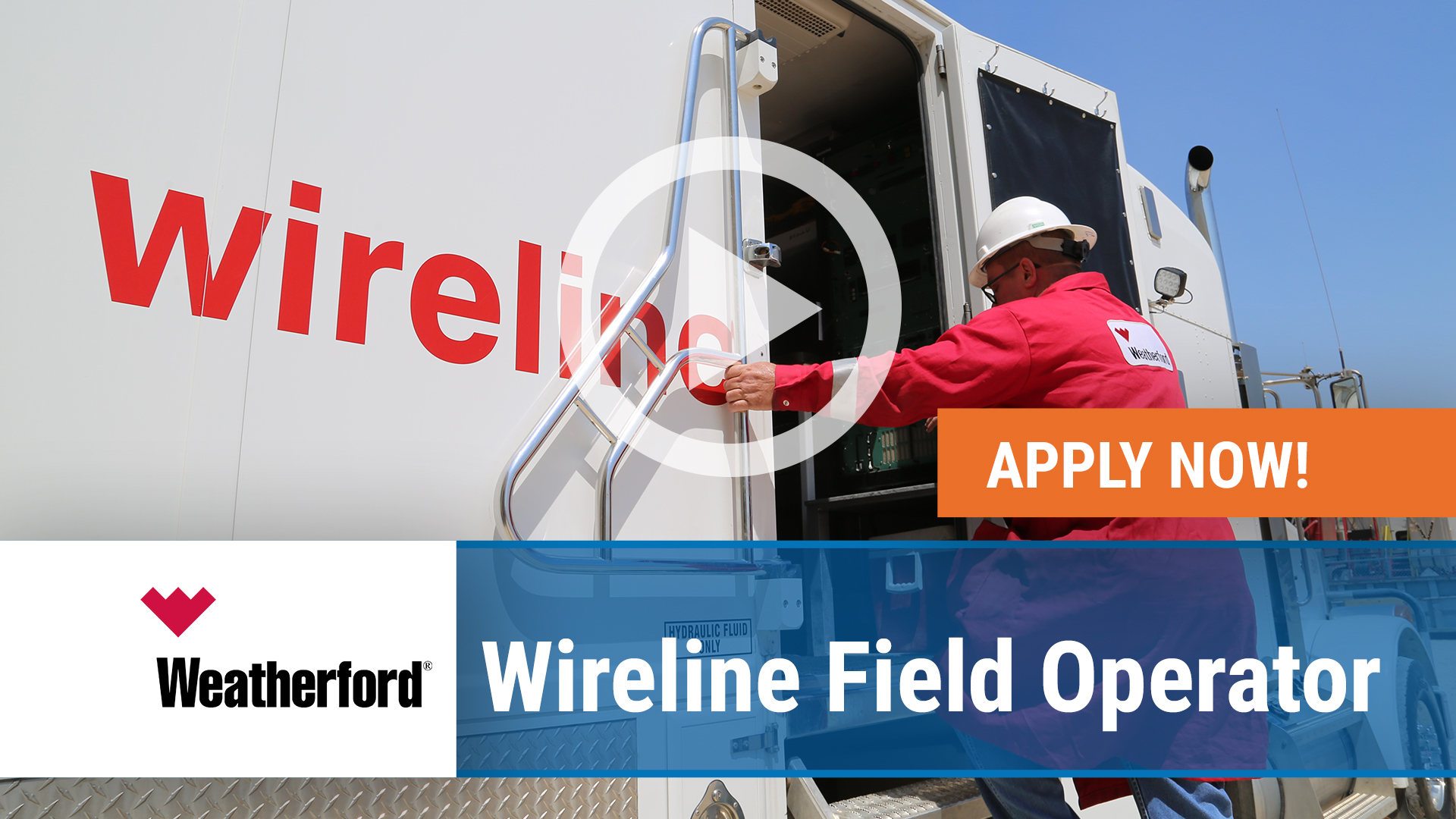 Watch our careers video for available job opening Wireline Field Operator in Odessa, TX