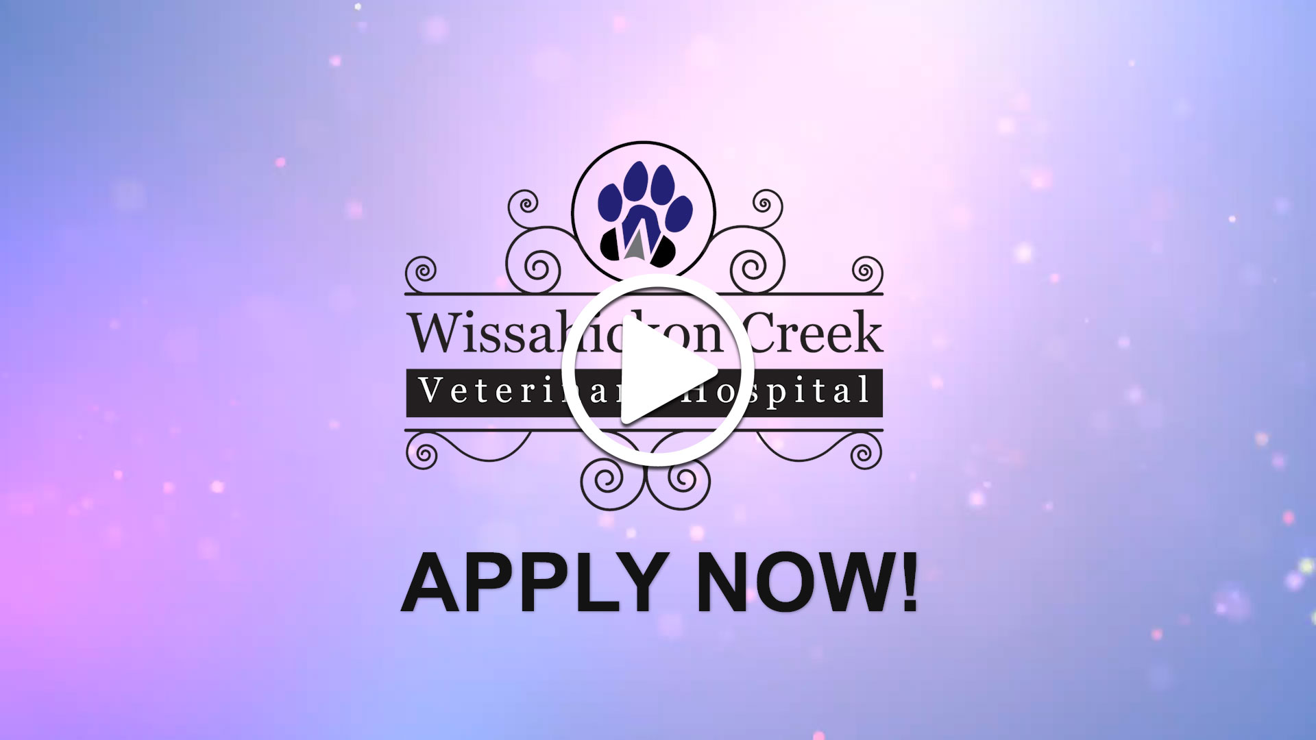 Watch our careers video for available job opening Veterinarian - Full-Time or Part-Time in Warminster, PA, USA