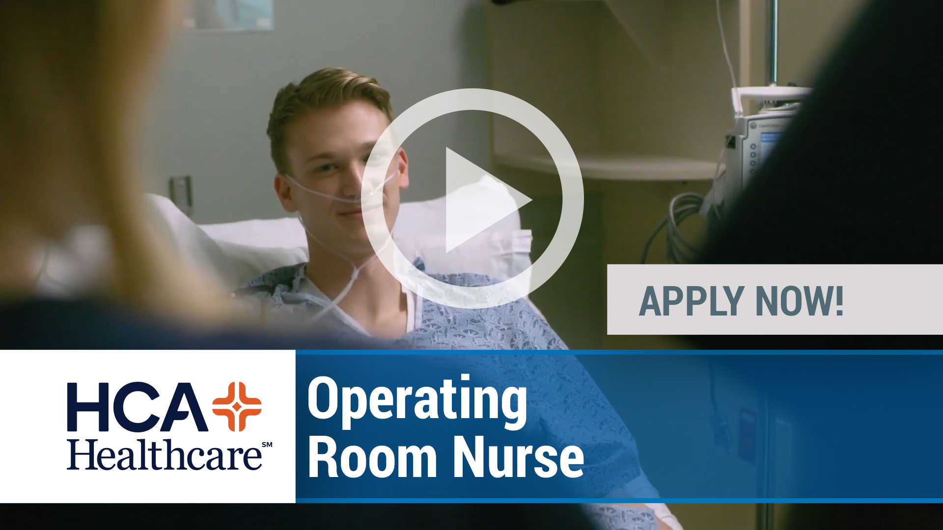 Watch our careers video for available job opening Operating Room Nurse in Charleston, South Carolina