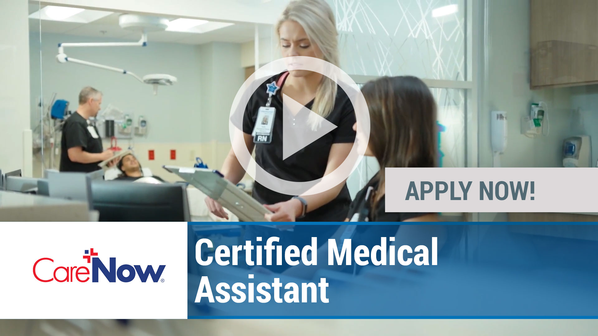 Watch our careers video for available job opening Certified Medical Assistant in Blue Springs, Missouri