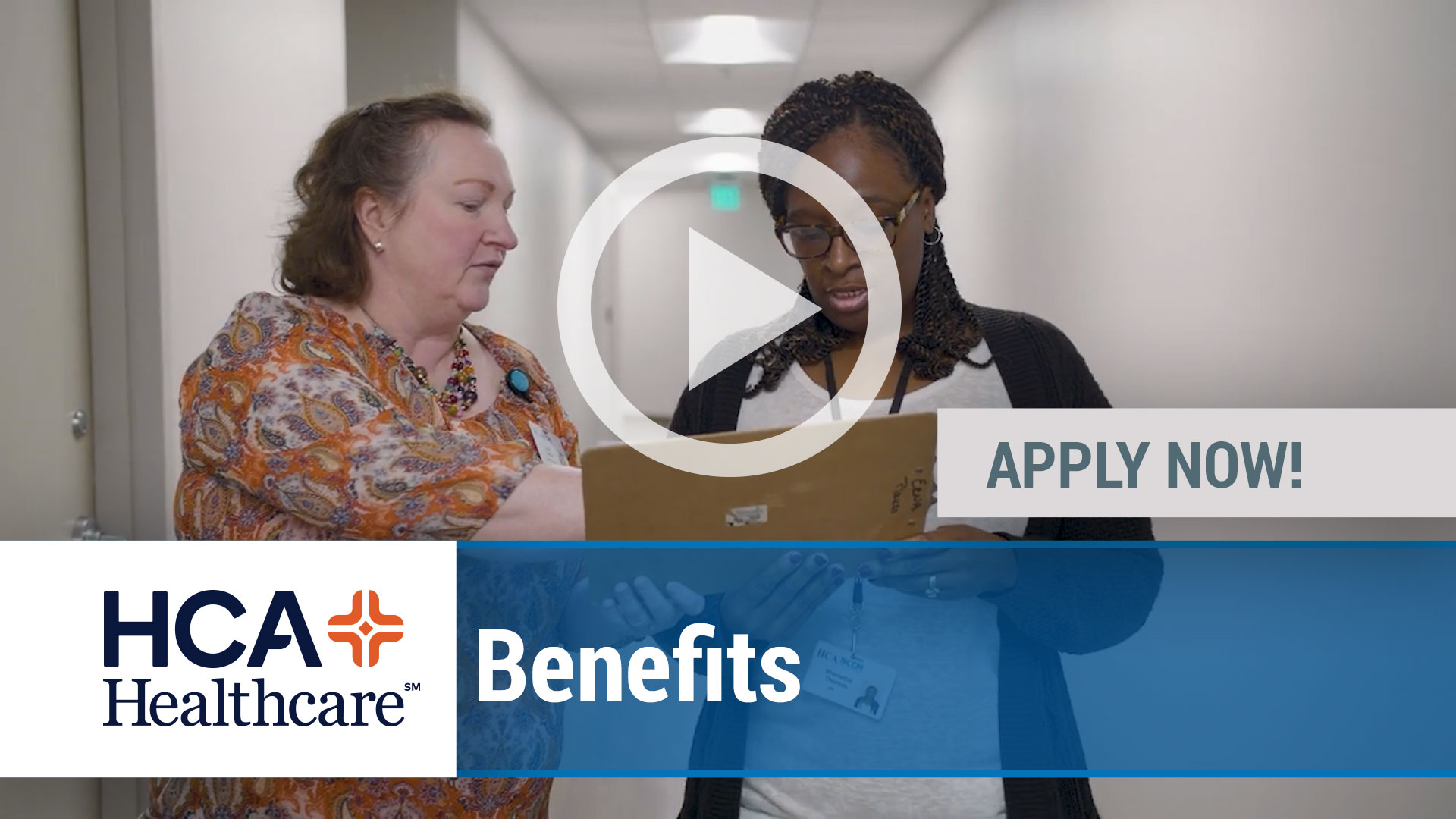 Watch our careers video for available job opening HCA Healthcare Benefits in Multiple Locations Nationwide