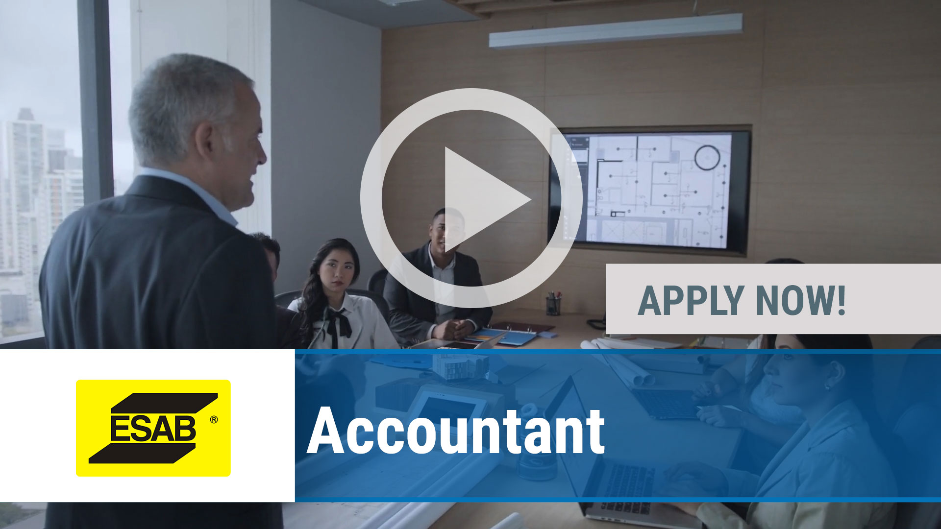 Watch our careers video for available job opening Accountant in Budapest SSC, Hungary