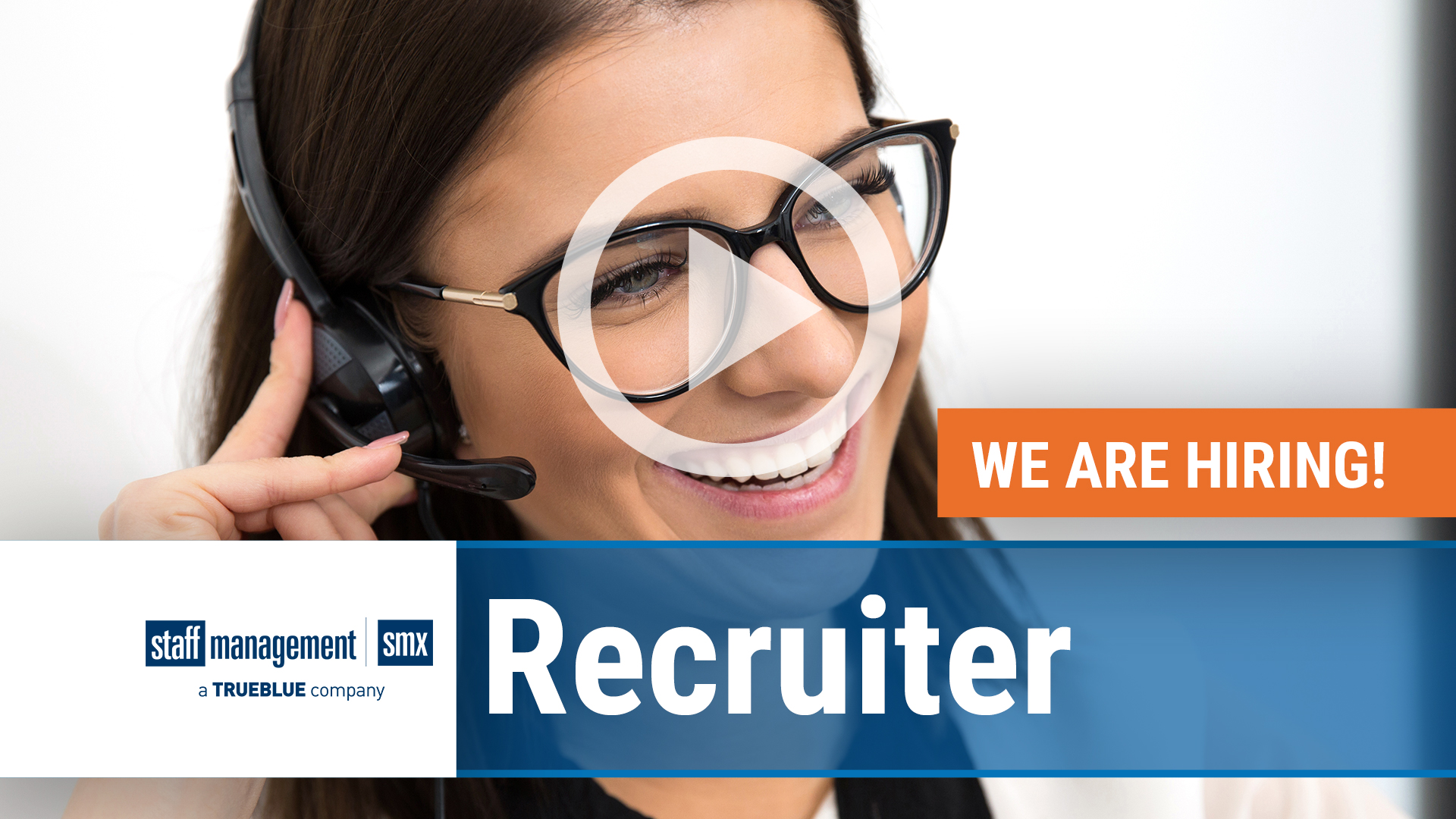 Watch our careers video for available job opening Recruiter in Phoenix, AZ
