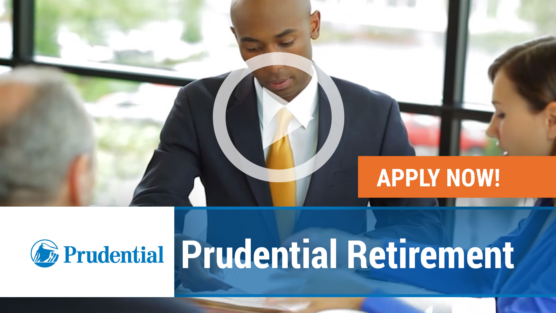 Watch our careers video for available job opening Prudential Retirement in TBD, TBD