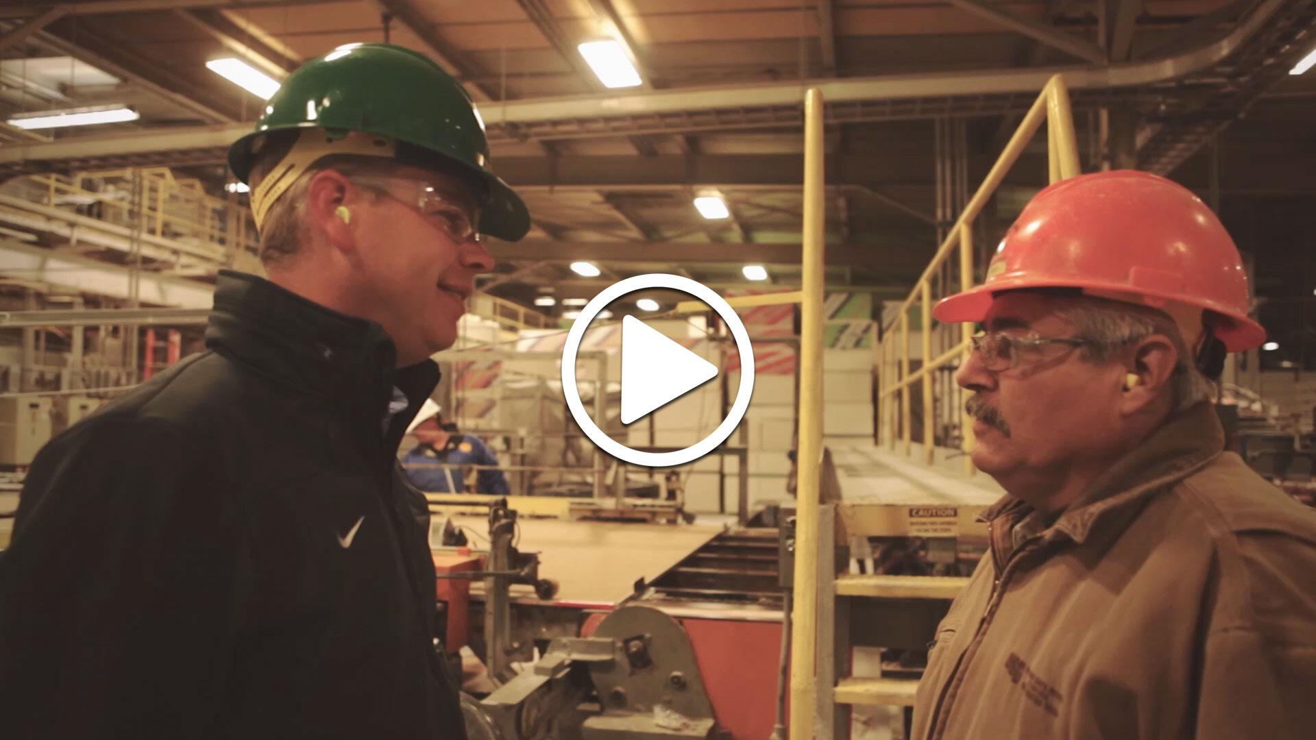 USG Corporation - Manufacturing - Video for USG Corporation hosted by Digi-Me