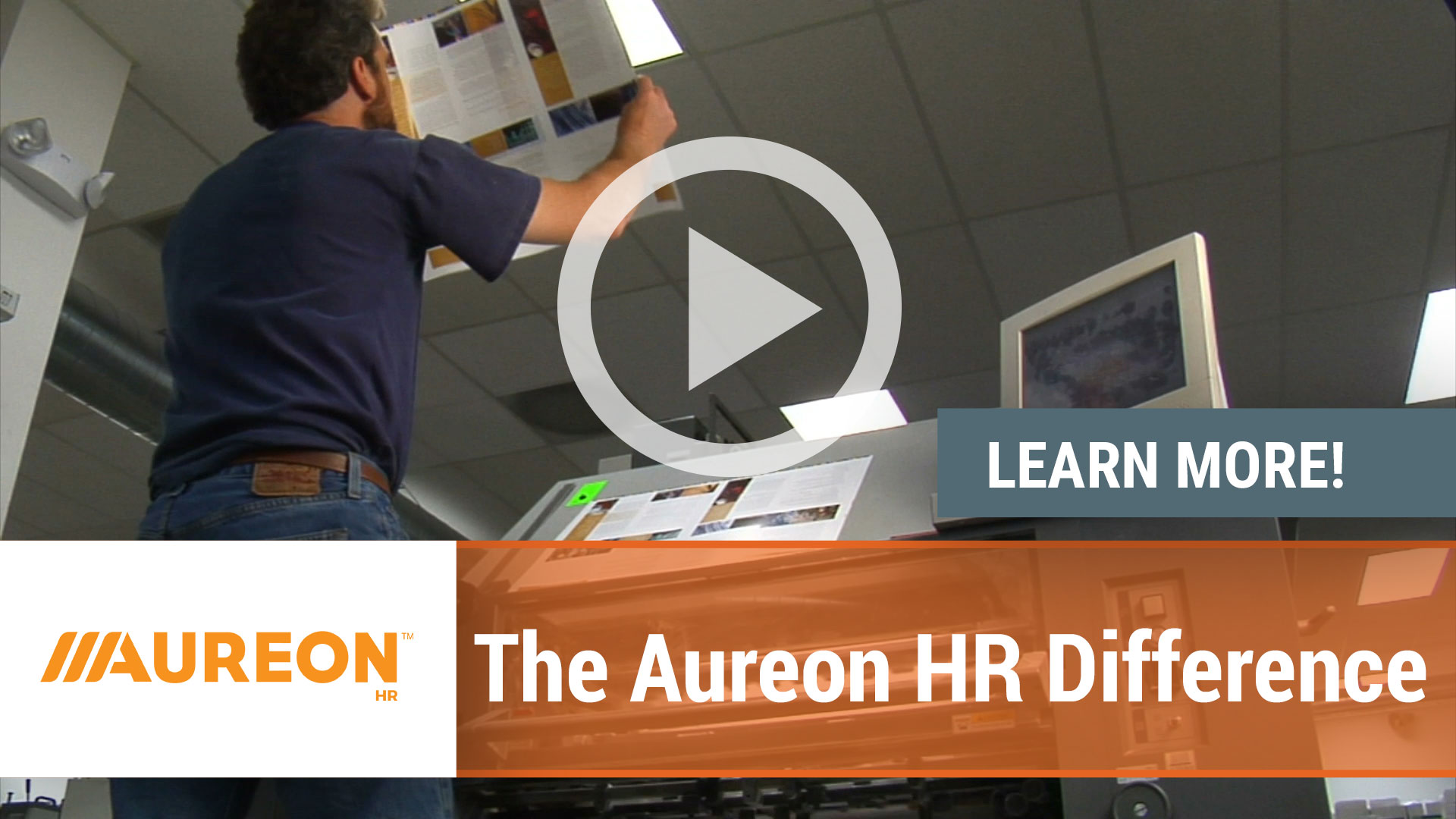 The Aureon Difference - Video for Aureon Staffing hosted by Digi-Me