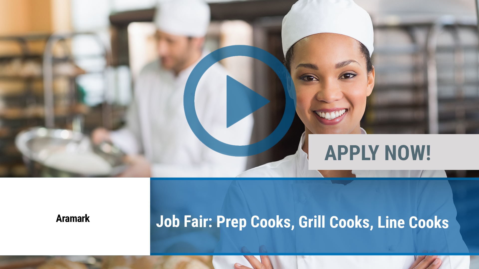 Watch our careers video for available job opening Job Fair: Prep Cooks, Grill Cooks, Line Cooks in Clemson, SC