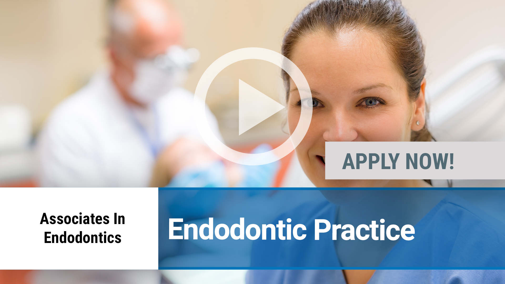 Watch our careers video for available job opening Endodontic Practice  in Fairbanks, AK