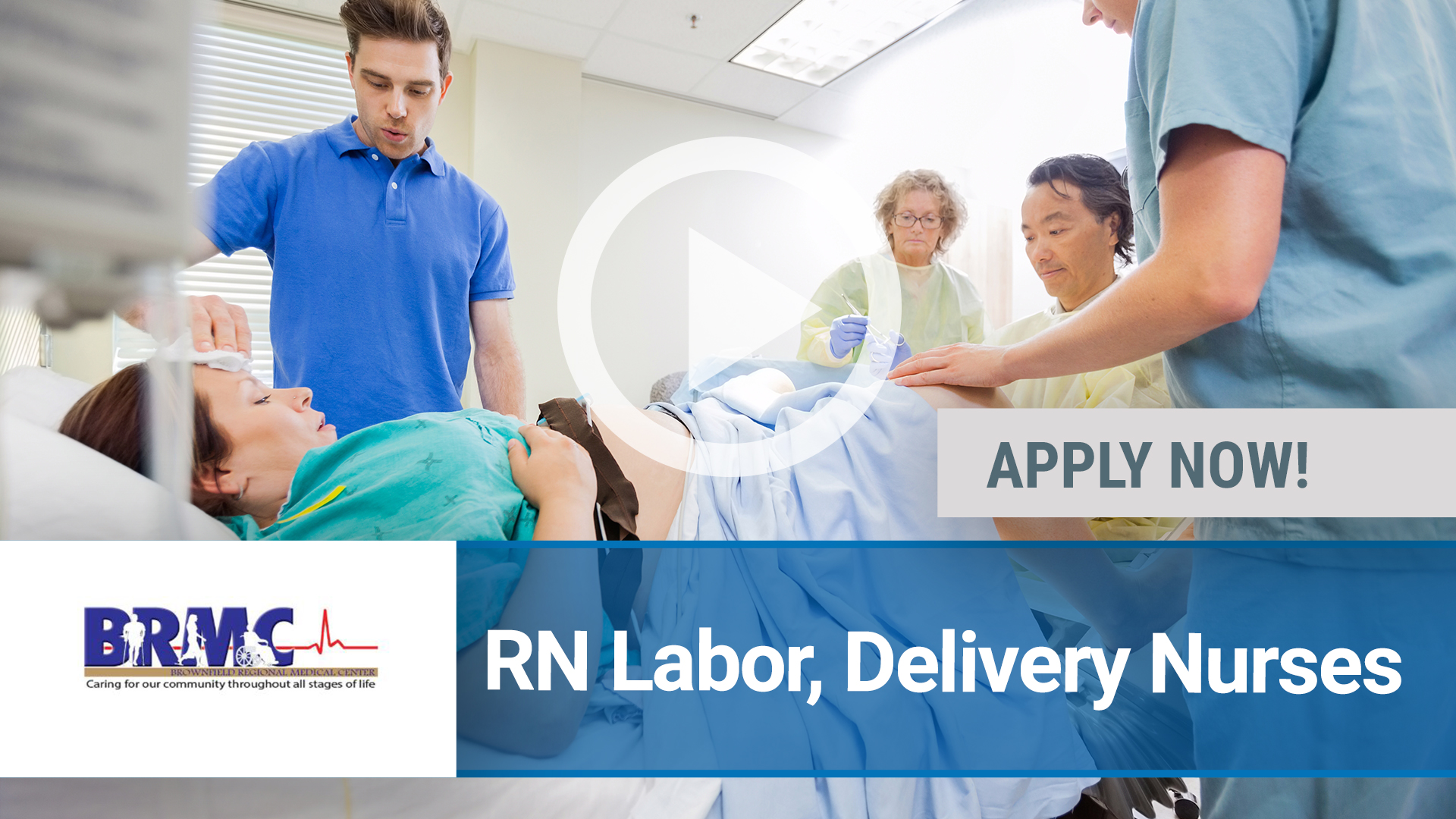 Watch our careers video for available job opening RN Labor, Delivery Nurses in Lubbock, TX
