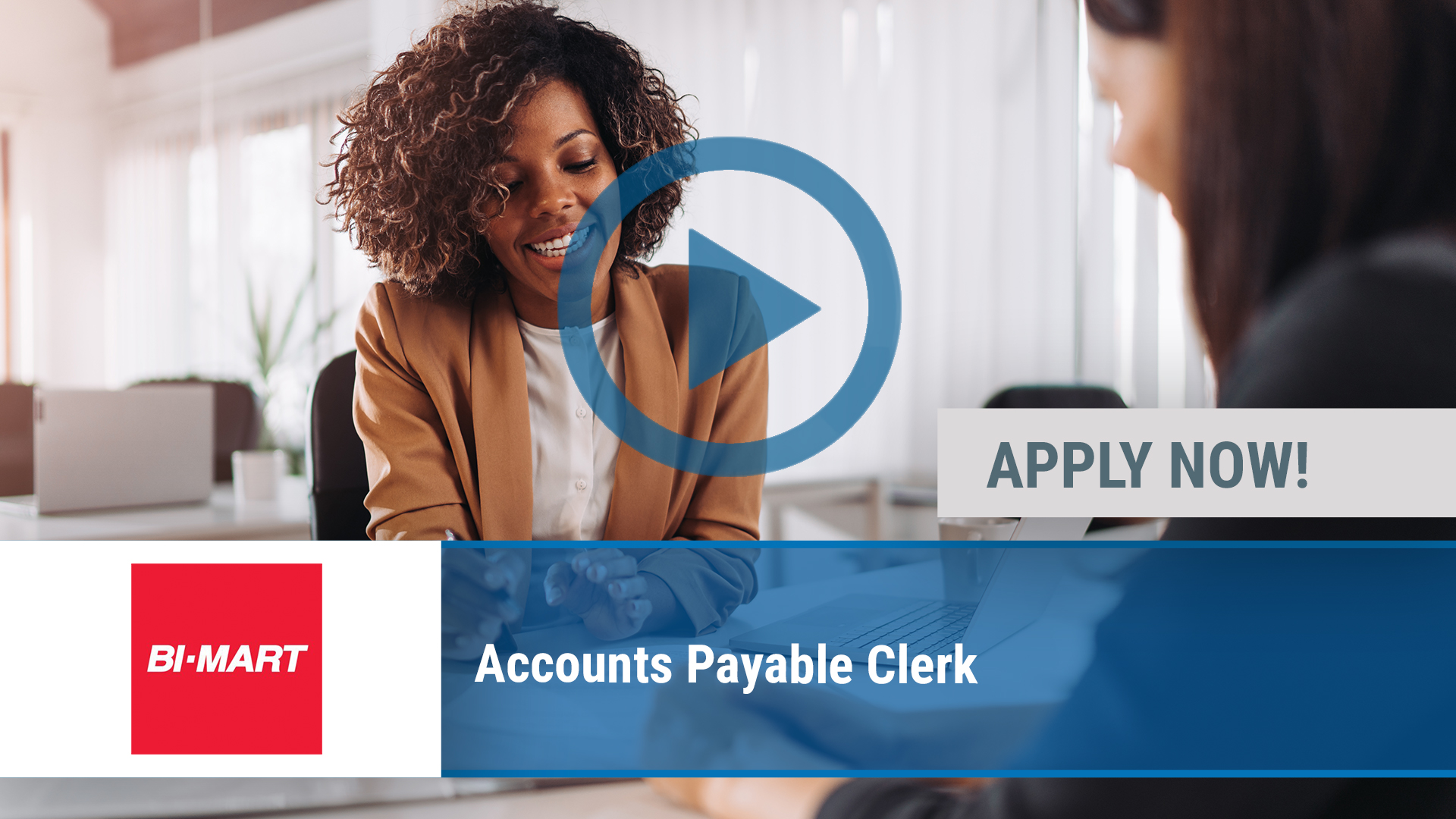 Watch our careers video for available job opening Accounts Payable Clerk in Eugene, OR