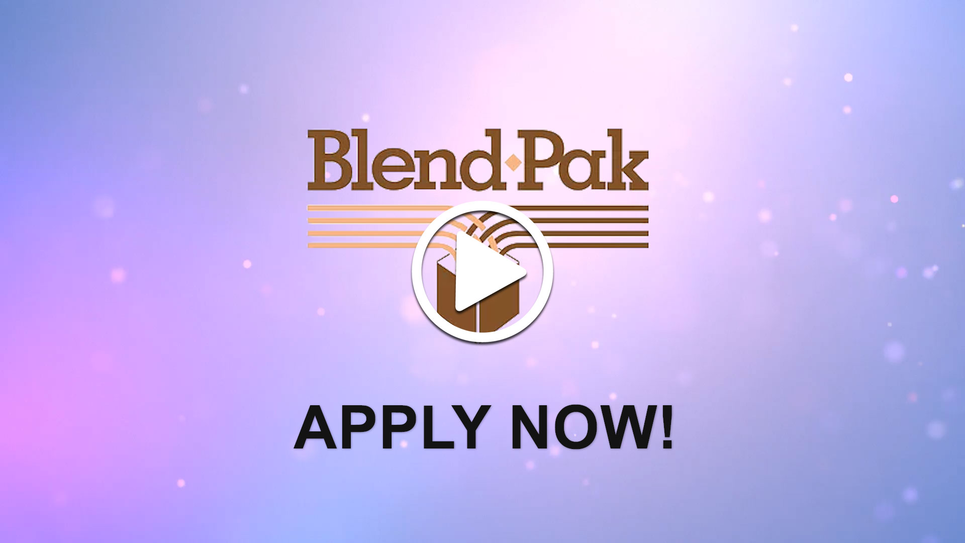 Watch our careers video for available job opening Senior Director of Research & Development in Bardstown, KY, USA