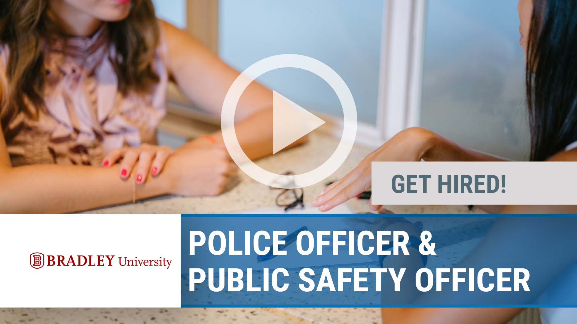 Watch our careers video for available job opening POLICE OFFICER & PUBLIC SAFETY OFFICER in Peoria, IL