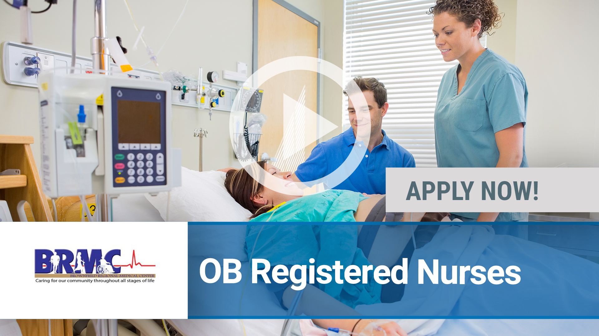 Watch our careers video for available job opening OB Registered Nurses in Amarillo, TX