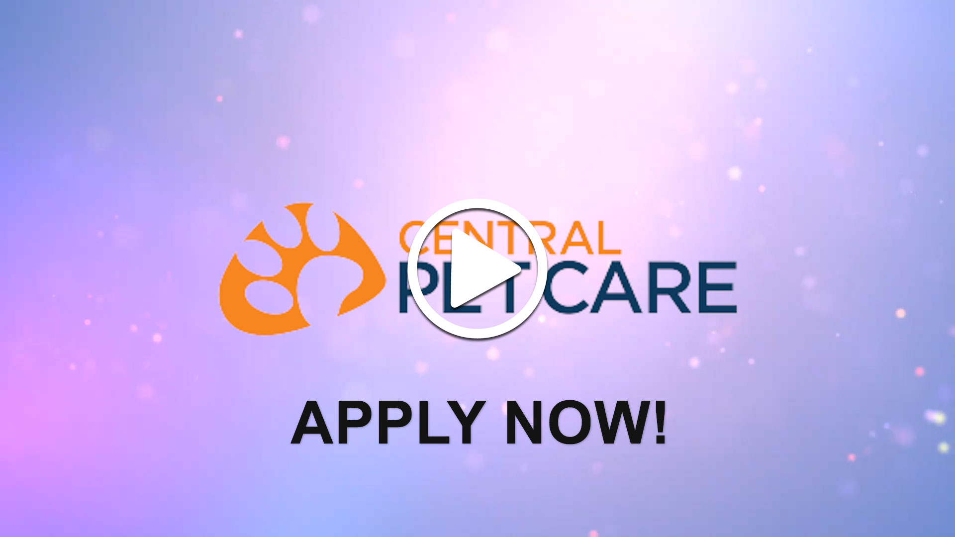 Watch our careers video for available job opening Doctor of Veterinary Medicine in Carthage, MO, USA