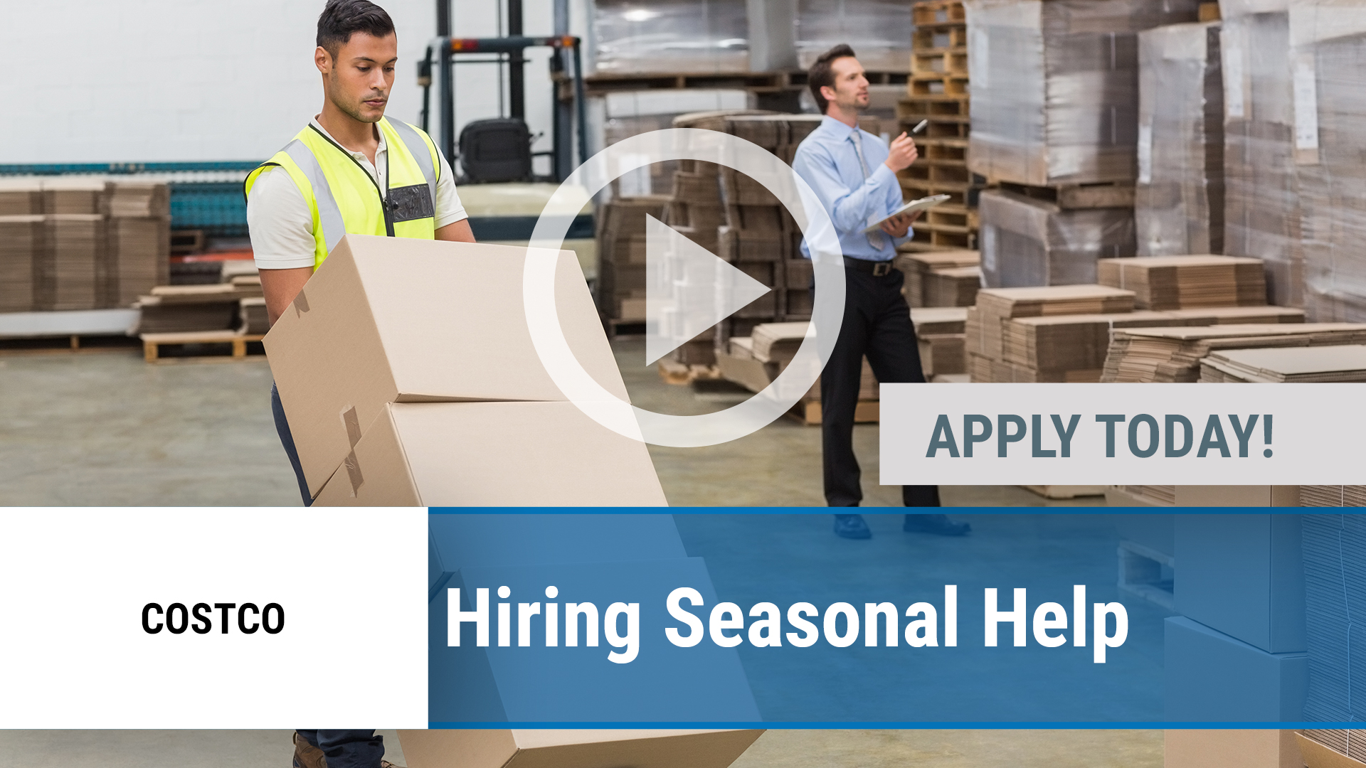 Watch our careers video for available job opening Hiring Seasonal Help in Monrovia, MD