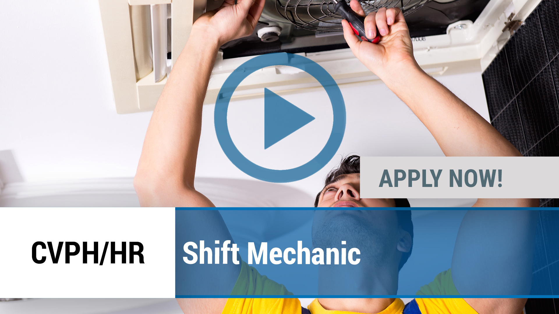 Watch our careers video for available job opening Shift Mechanic in Plattsburgh, NY