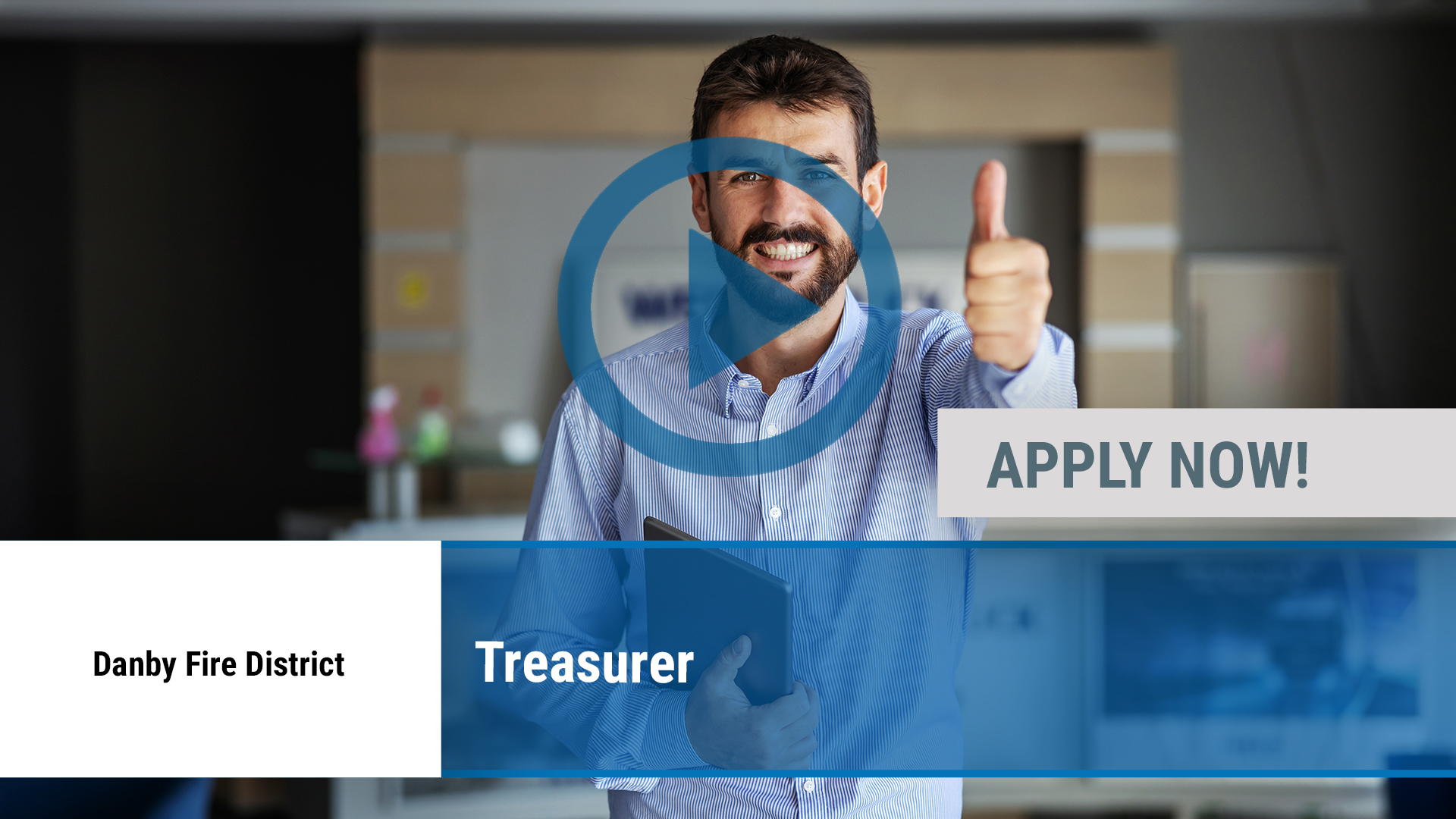 Watch our careers video for available job opening Treasurer in Ithaca, NY