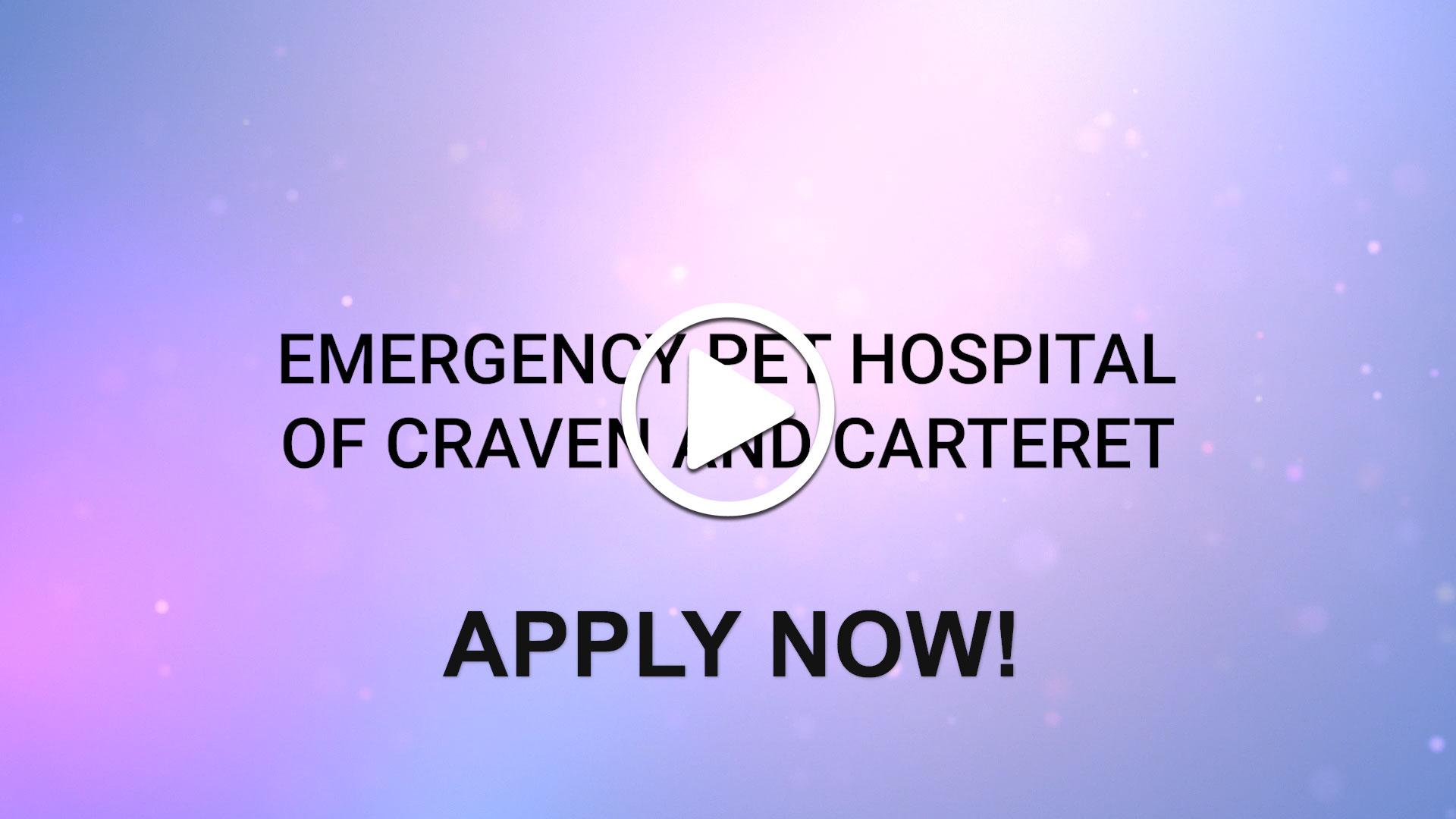 Watch our careers video for available job opening Part time or Full Time Emergency Clinician in Havelock, NC, USA