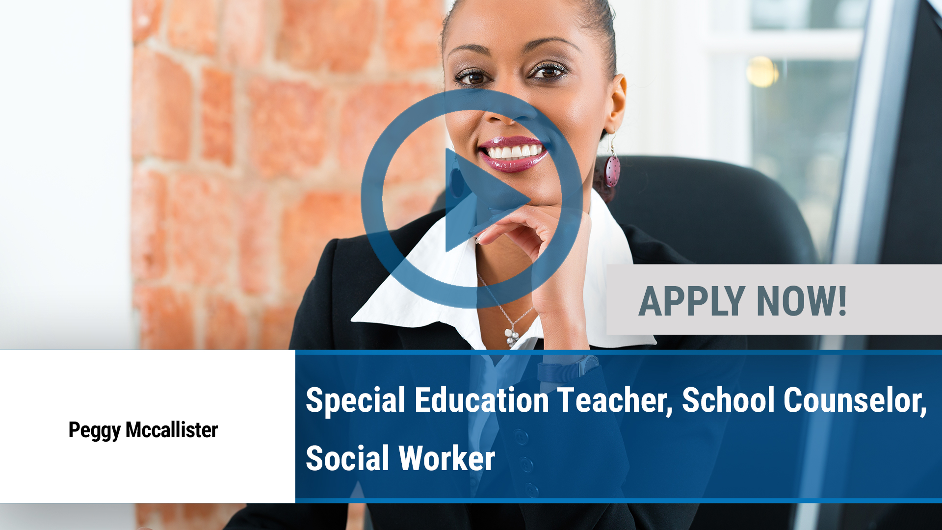 Watch our careers video for available job opening Special Education Teacher, School Counselor, Soci in Elizabethtown, NY