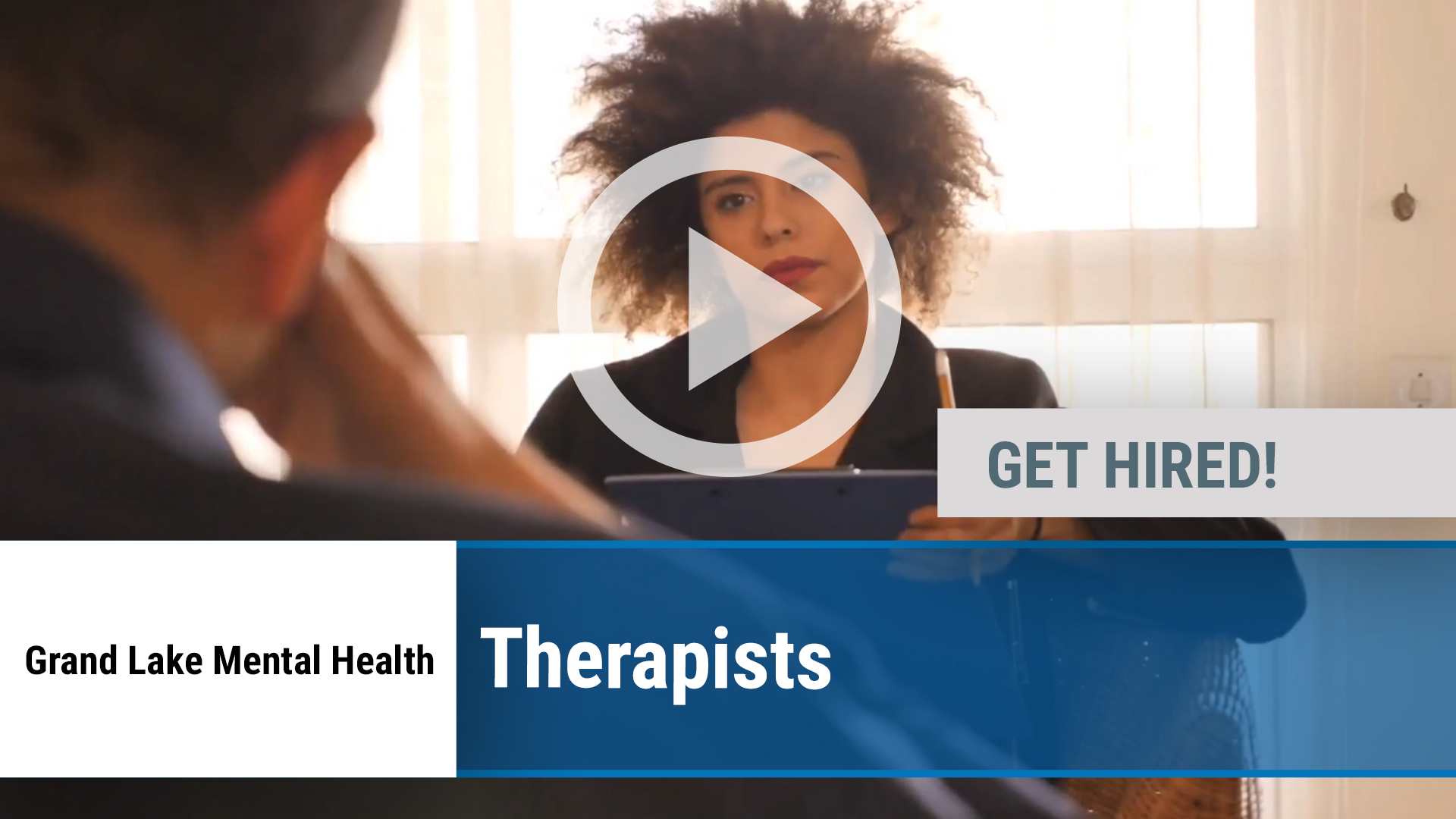 Watch our careers video for available job opening Therapists in Miami, OK