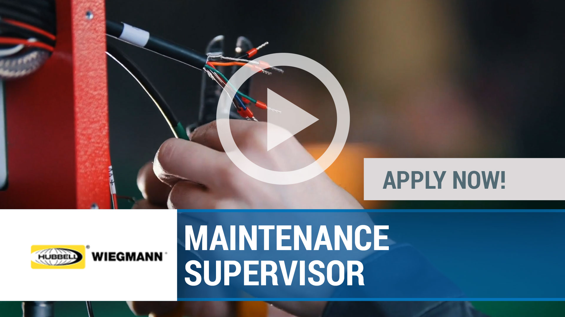 Watch our careers video for available job opening MAINTENANCE SUPERVISOR in Freeburg, IL, USA