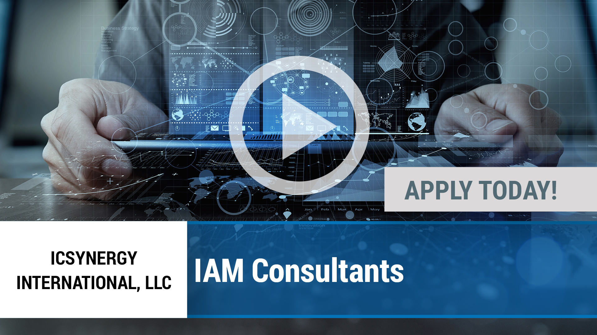 Watch our careers video for available job opening IAM Consultants in Plano, TX
