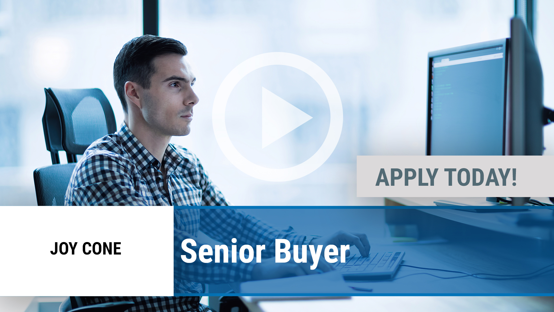 Watch our careers video for available job opening Senior Buyer in Hermitage, PA