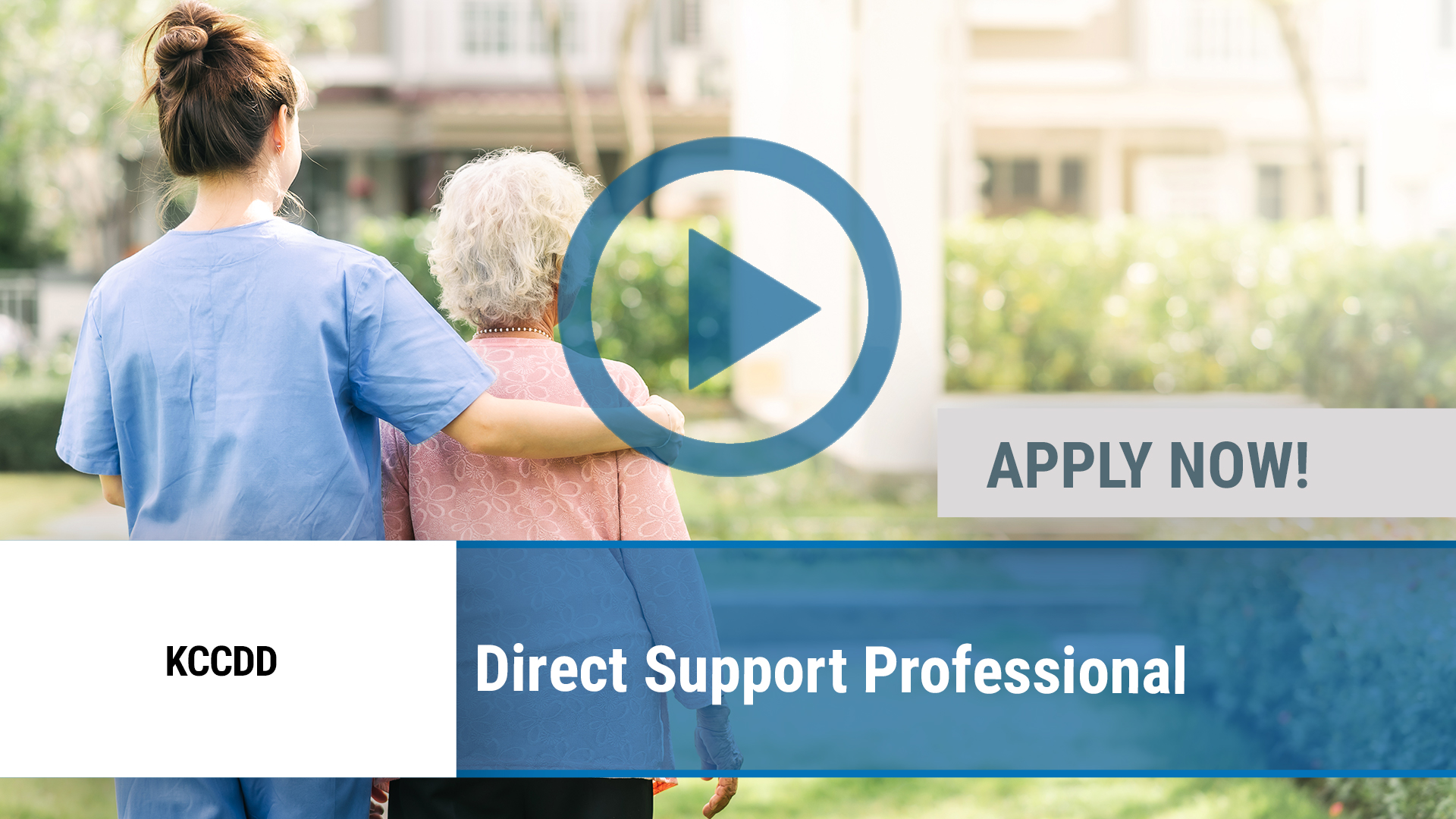 Watch our careers video for available job opening Direct Support Professional in Galesburg, IL