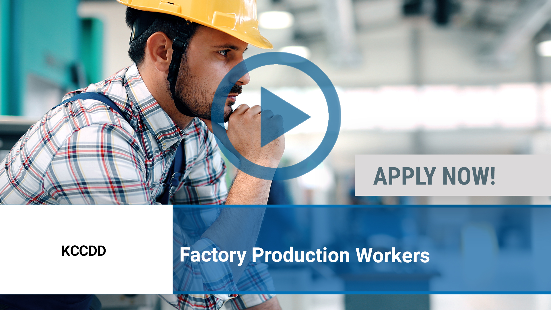 Watch our careers video for available job opening Factory Production Workers in Galesburg, IL