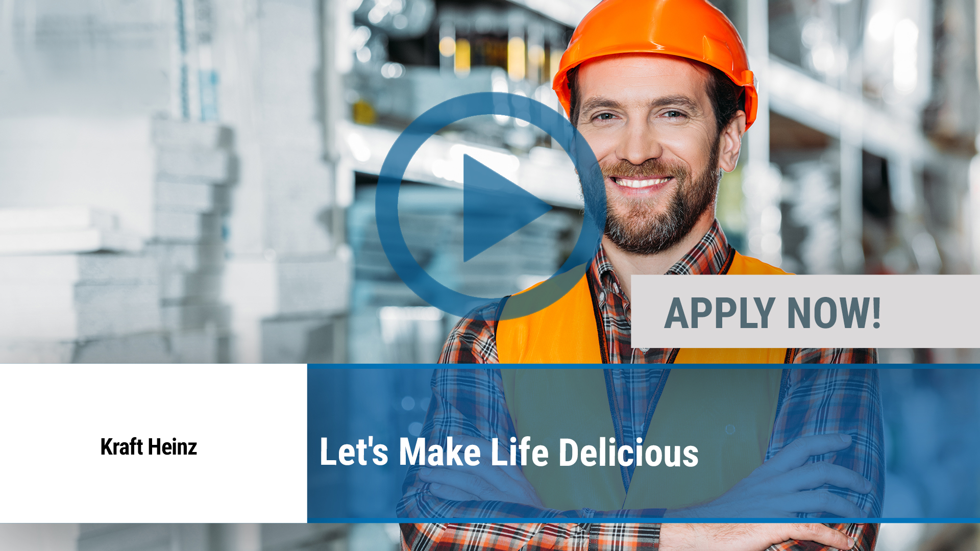 Watch our careers video for available job opening Let's Make Life Delicious in Garland, TX