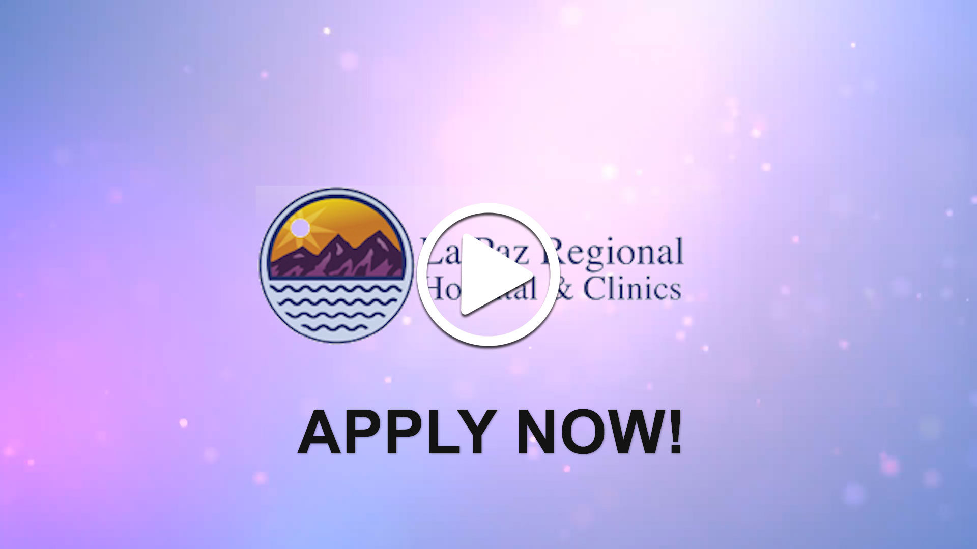 Watch our careers video for available job opening Family Nurse Practitioner in Quartzsite, AZ, USA