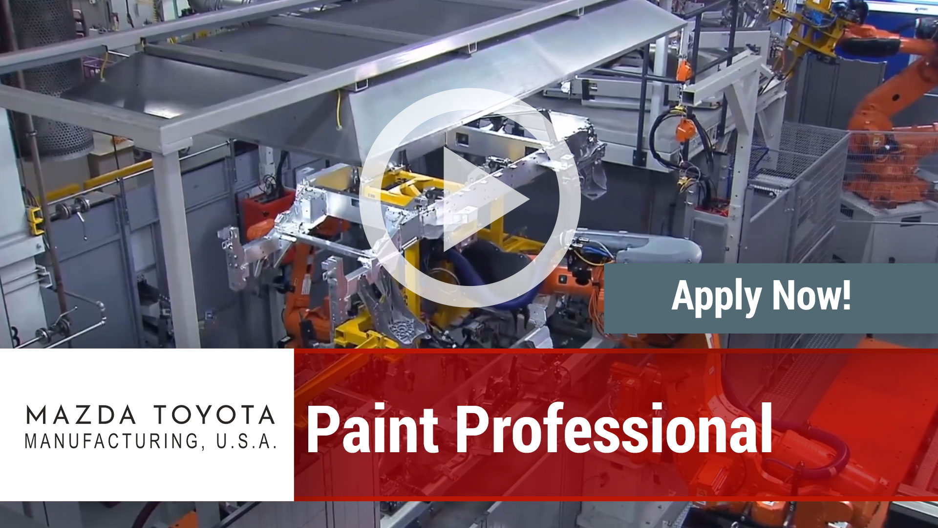 Watch our careers video for available job opening Paint Professional in Huntsville, AL, USA