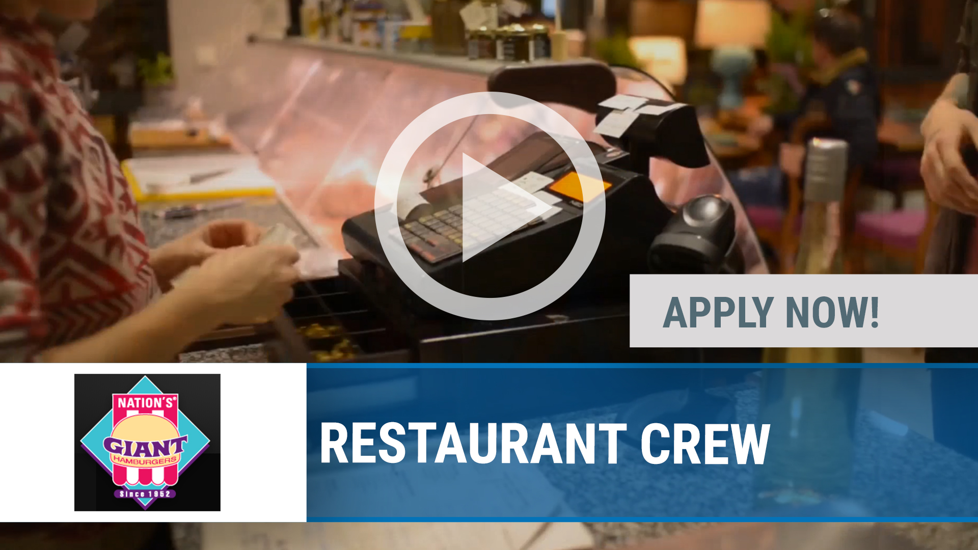 Watch our careers video for available job opening OPEN INTERVIEWS 1_24 & 1_25 RESTAURANT CREW in CITRUS HEIGHTS, CA