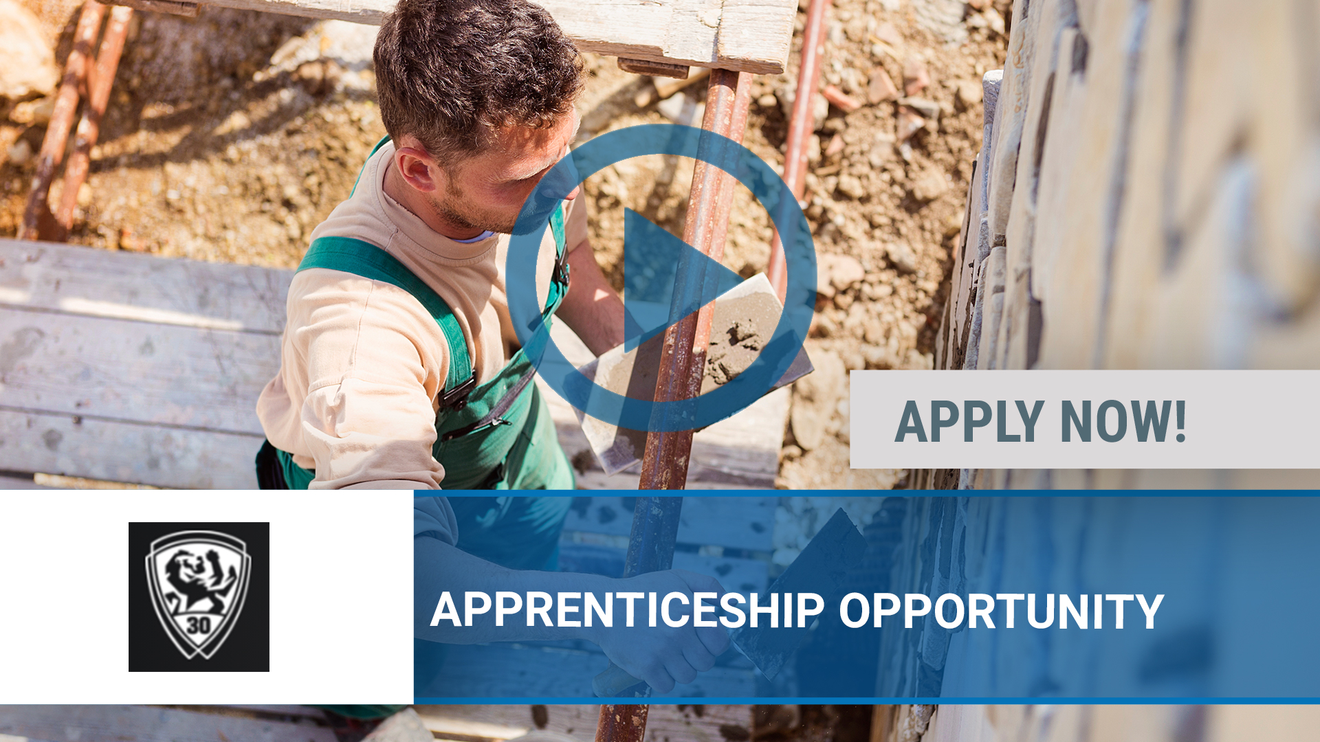 Watch our careers video for available job opening APPRENTICESHIP OPPORTUNITY in Peoria, IL