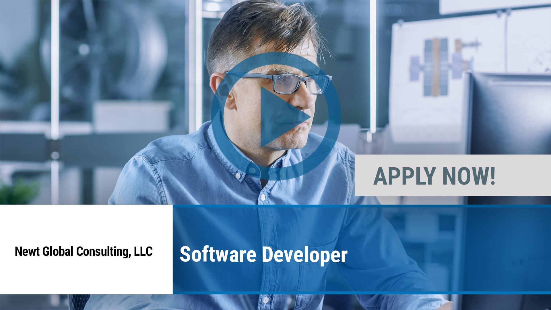 Watch our careers video for available job opening Software Developer in Irving, TX