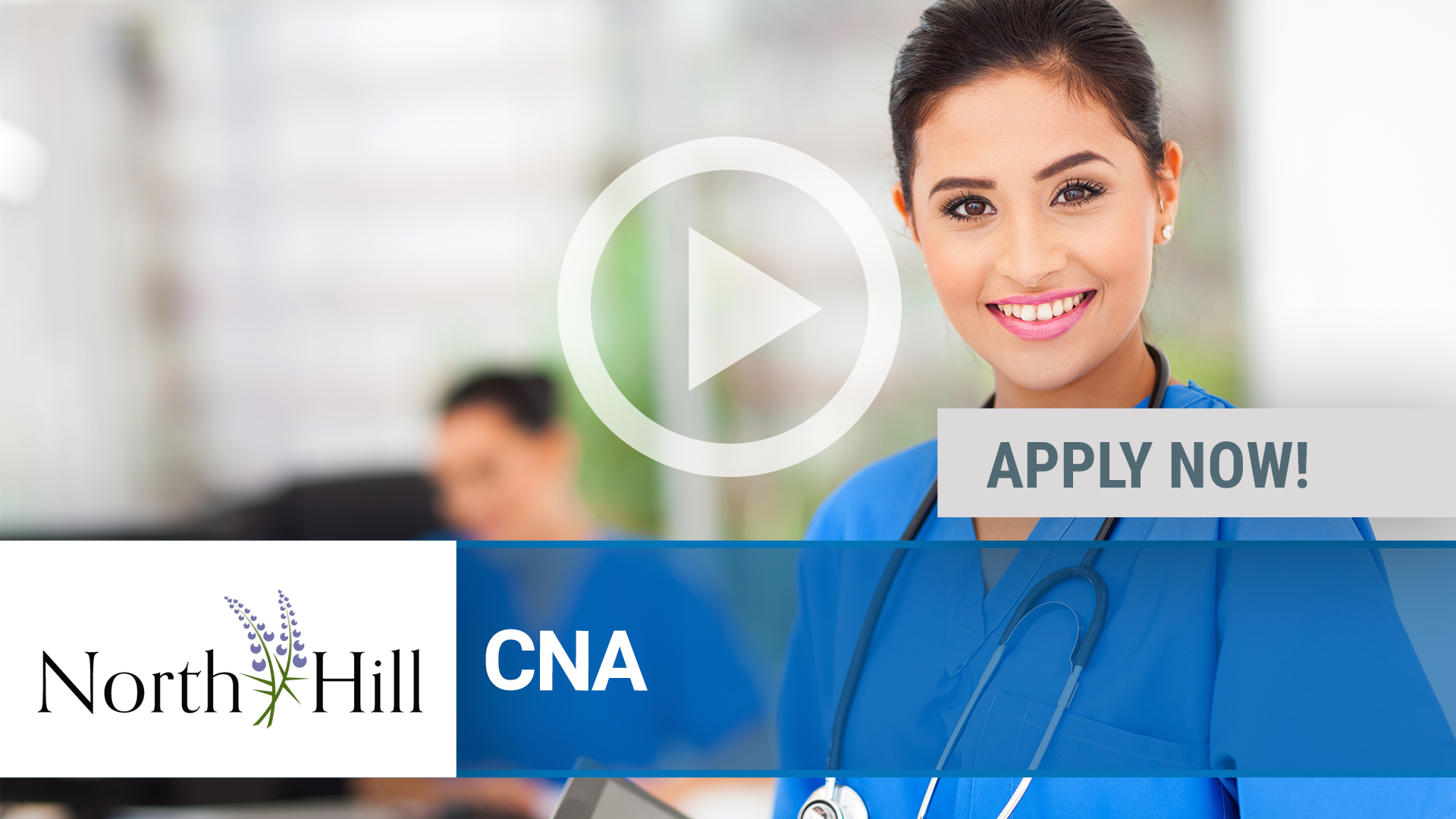 Watch our careers video for available job opening CNA in Needham, MA