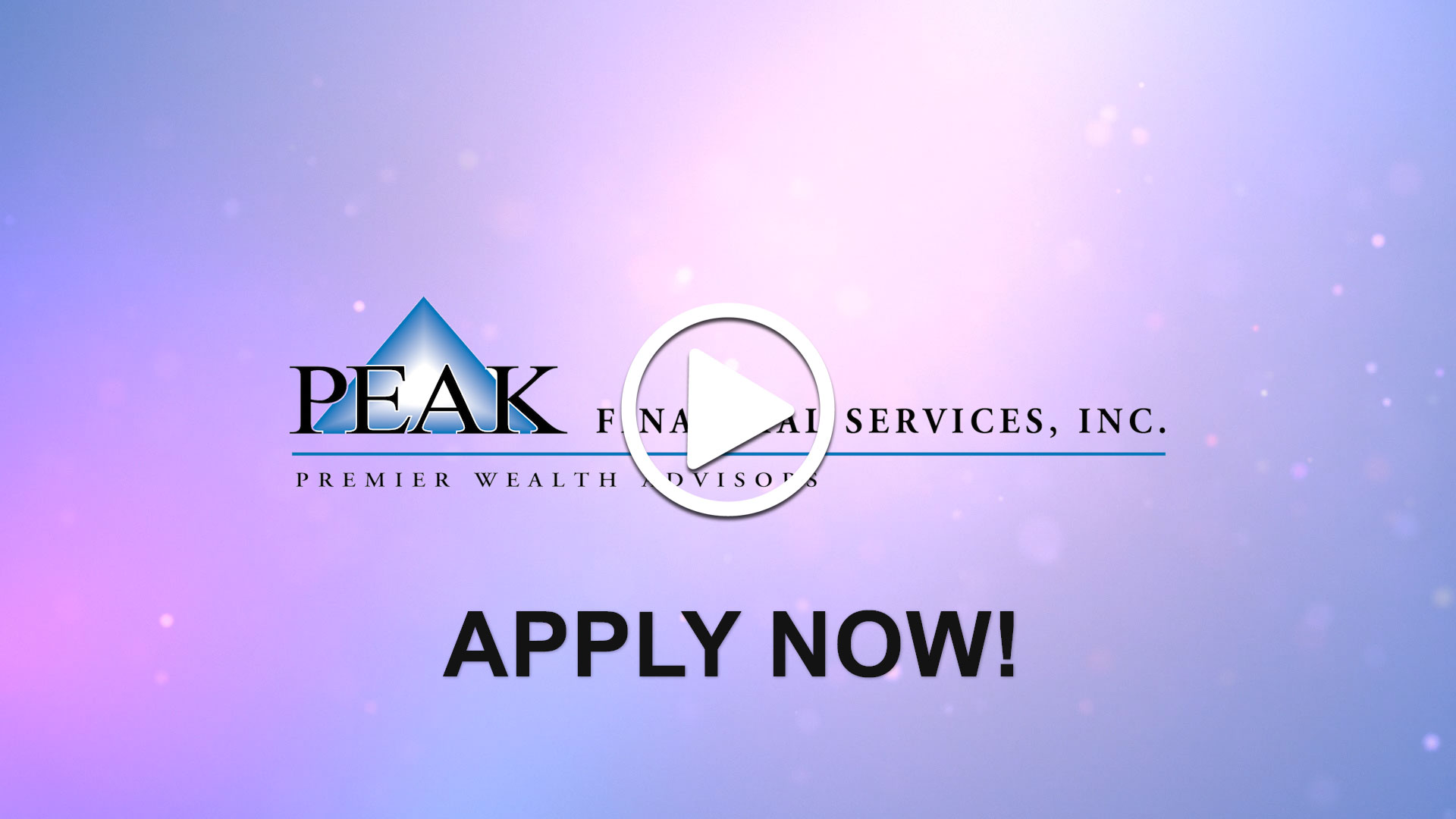 Watch our careers video for available job opening Financial Analyst_Associate Advisor in Northborough, MA, USA