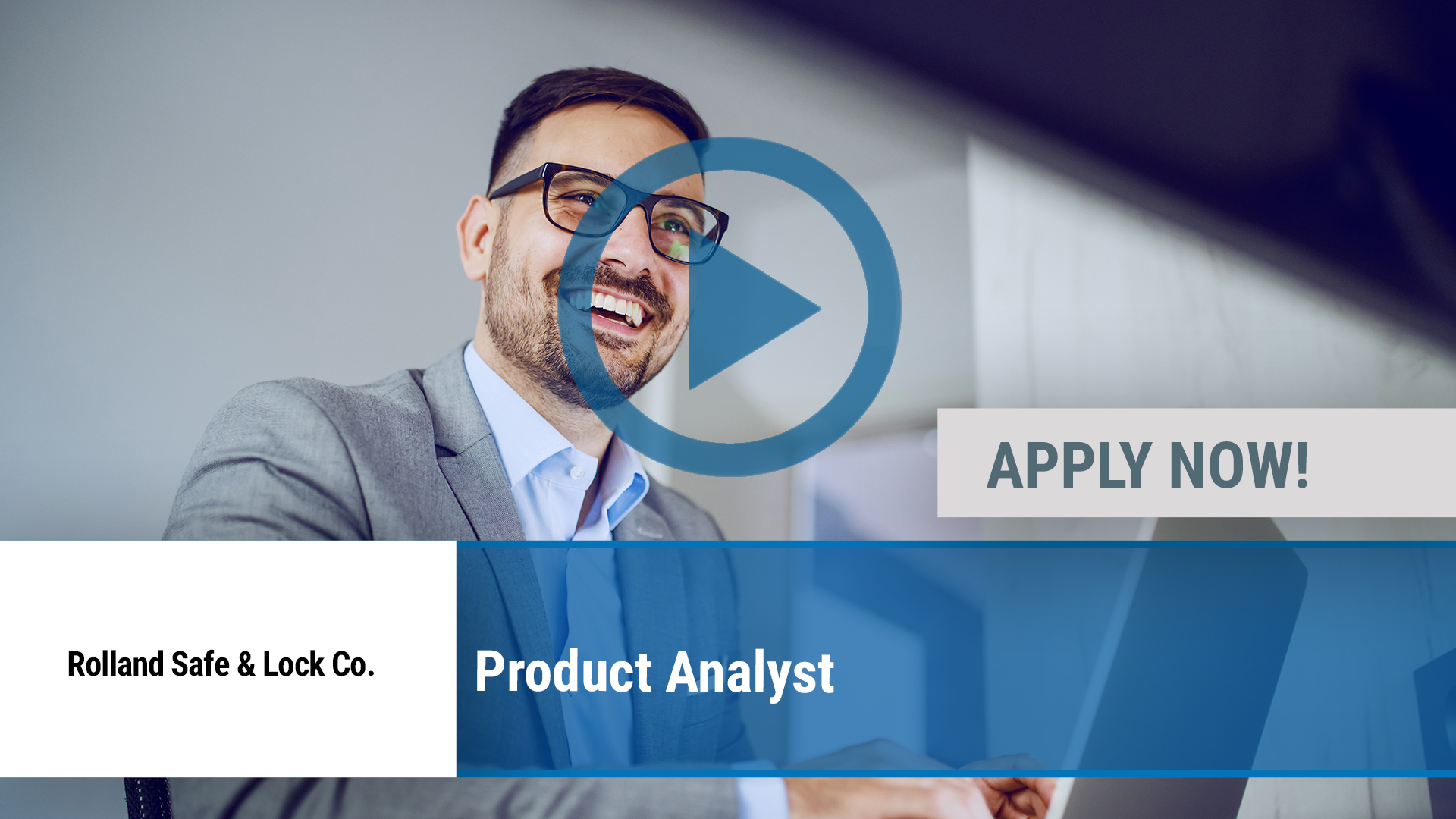 Watch our careers video for available job opening Product Analyst in Dallas, TX