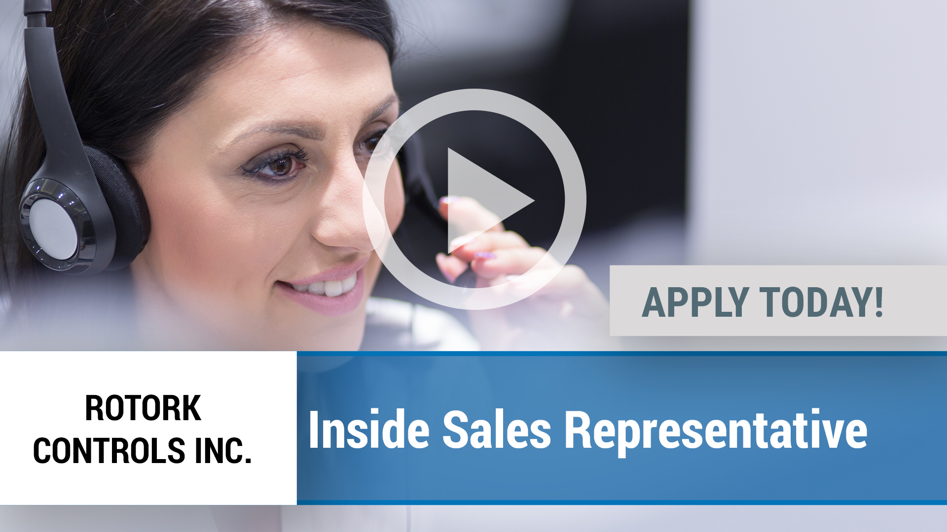 Watch our careers video for available job opening Inside Sales Representative in Dallas, TX