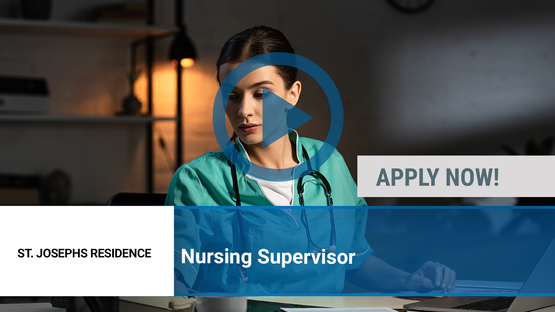 Watch our careers video for available job opening Nursing Supervisor in New Rochelle, NY