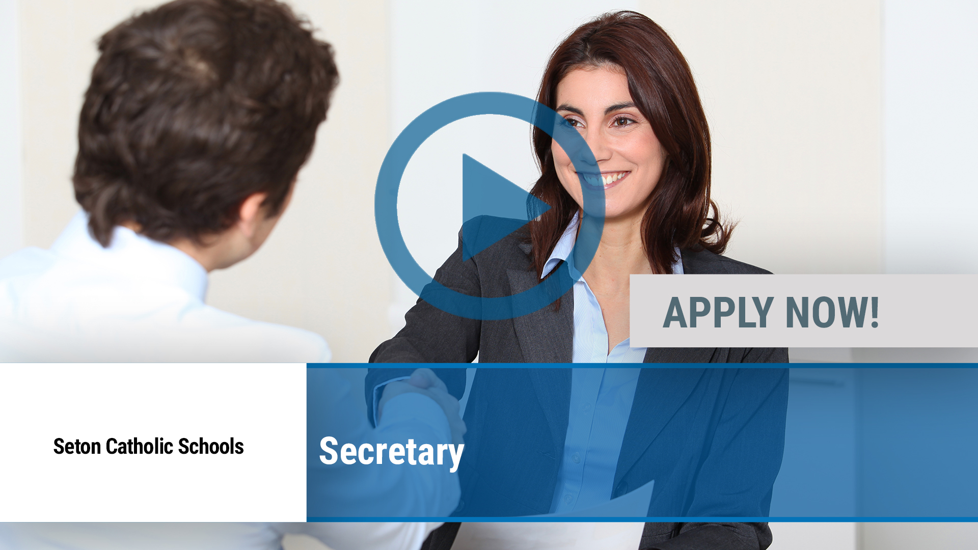 Watch our careers video for available job opening Secretary in Binghamton, NY