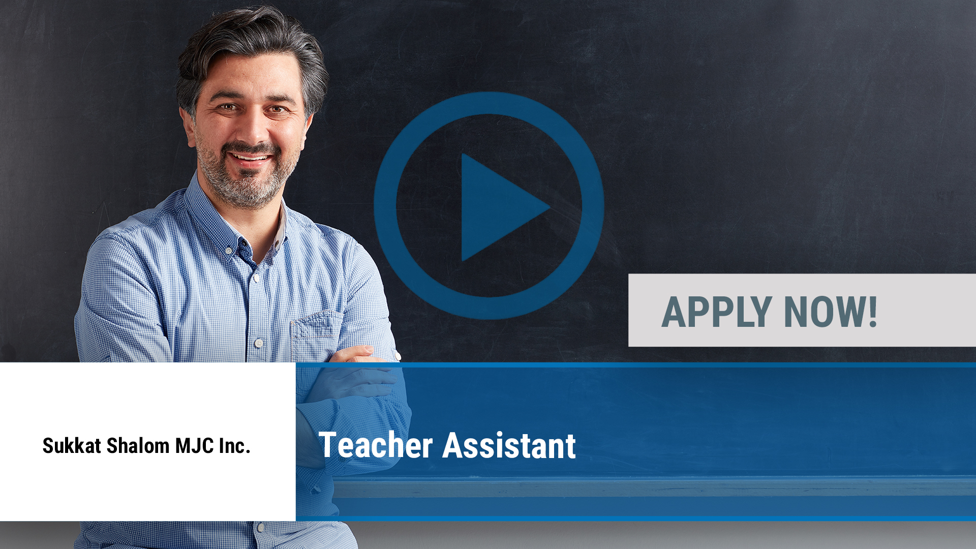 Watch our careers video for available job opening Teacher Assistant in Arlington, TX