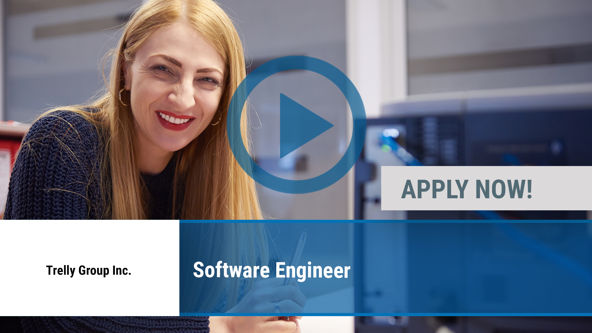 Watch our careers video for available job opening Software Engineer in Dallas, TX