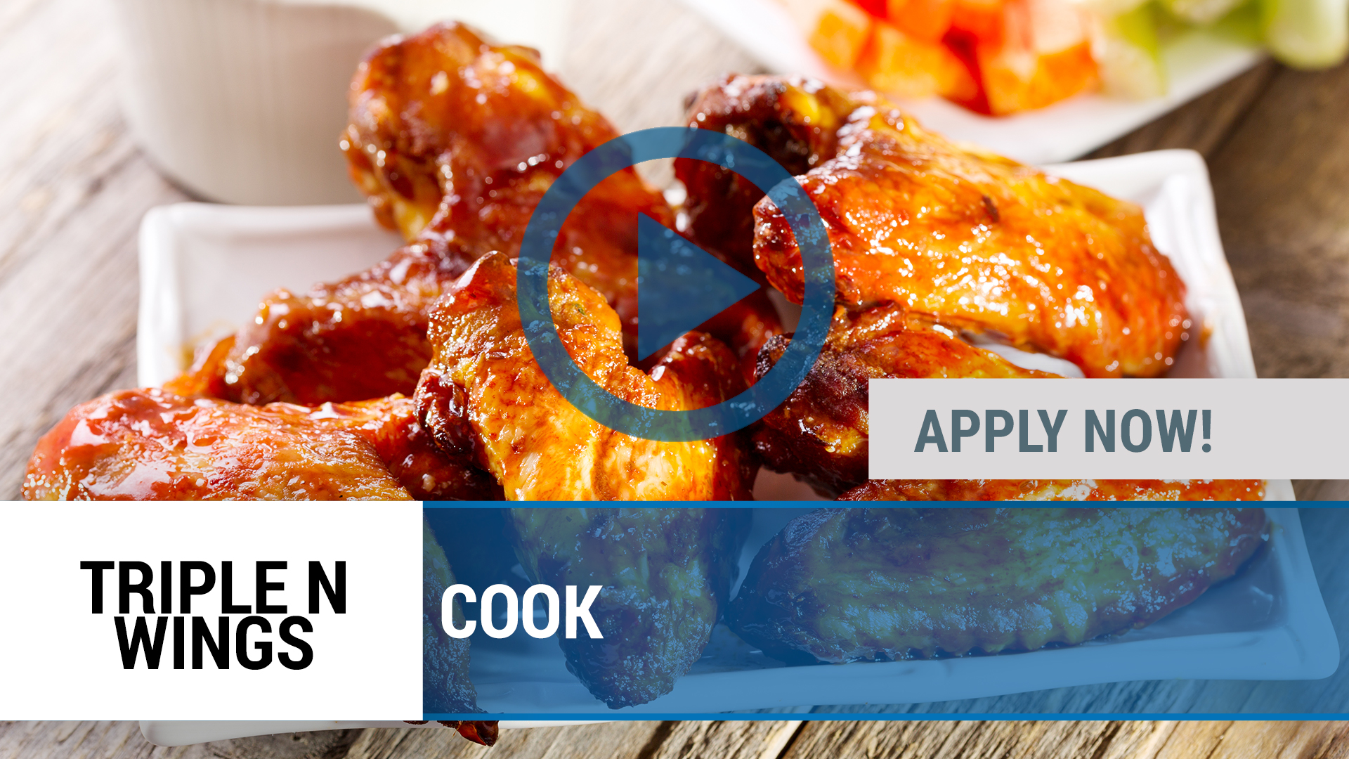 Watch our careers video for available job opening Cook in Highland Village, TX