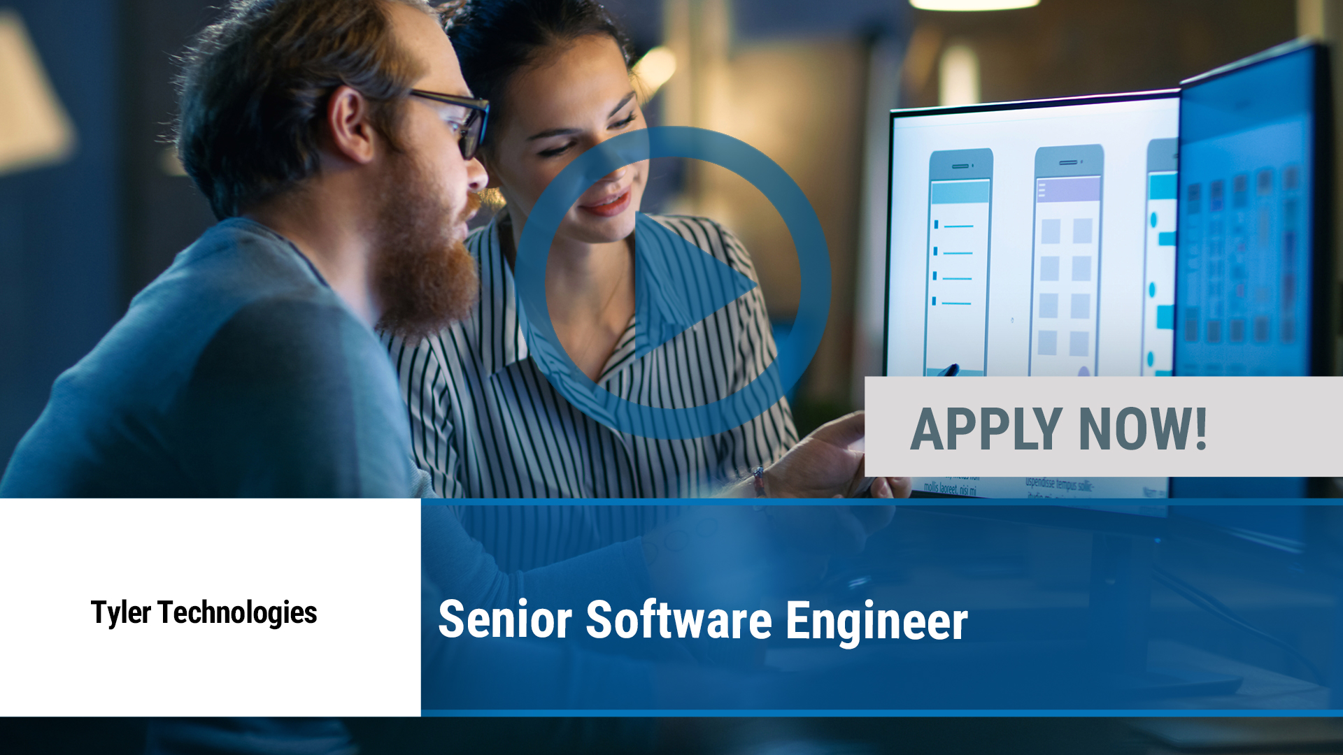 Watch our careers video for available job opening Senior Software Engineer in Plano, TX