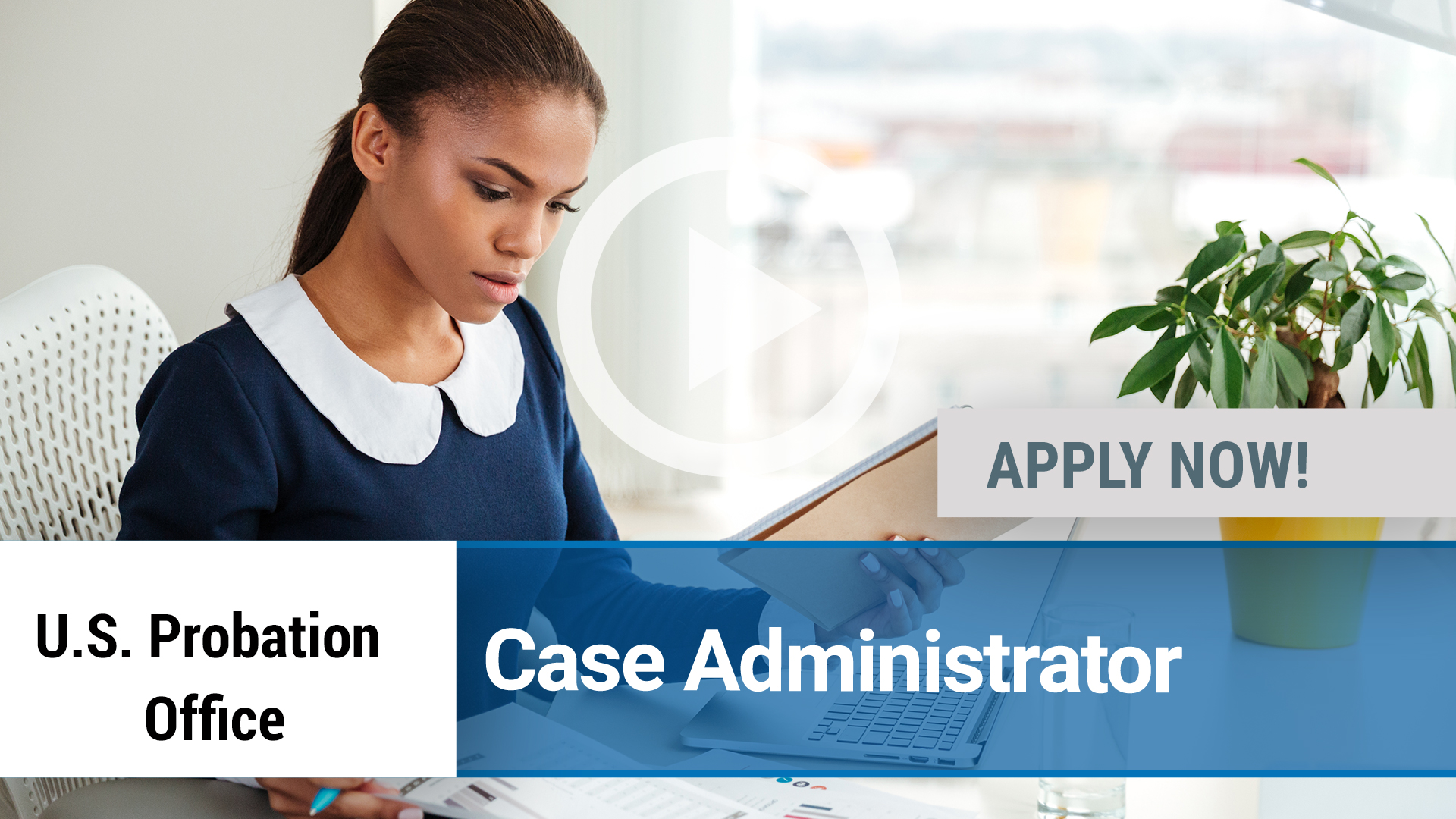 Watch our careers video for available job opening Case Administrator in Peoria, IL