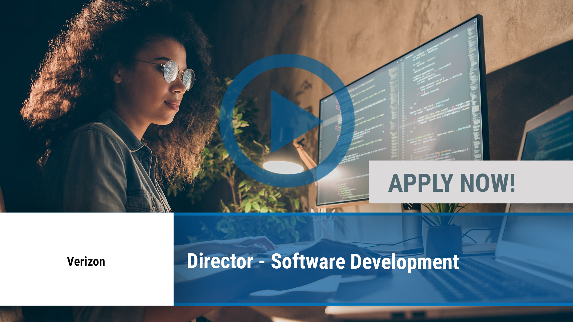 Watch our careers video for available job opening Director - Software Development in Irving, TX